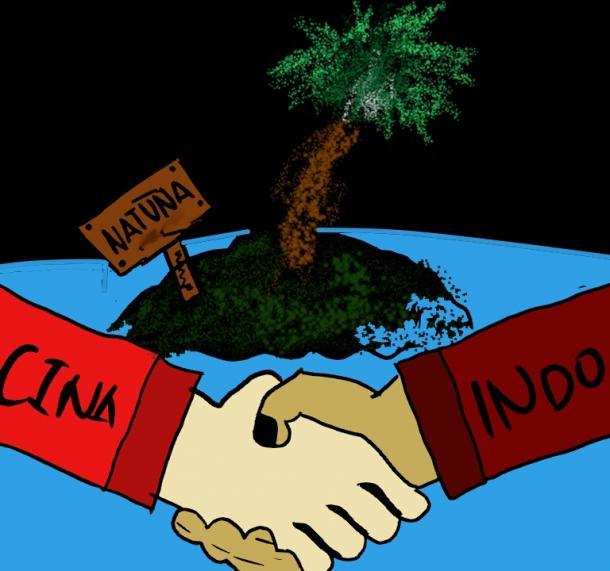 Jalur Diplomatik Menjawab Permasalahan Natuna