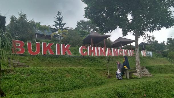 Pesona Wahana Rekreasi Keluarga, Bukik Chinangkiek