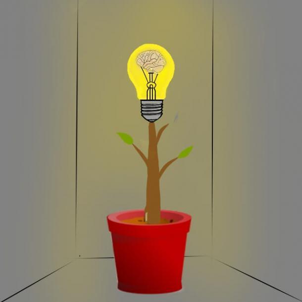 Memunculkan Ide Kreatif dalam Diri Seseorang