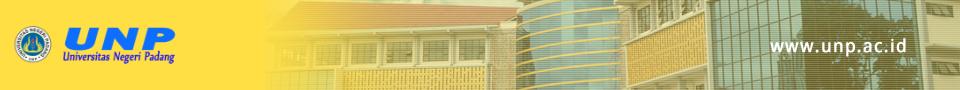 Univeristas Negeri Padang UNP