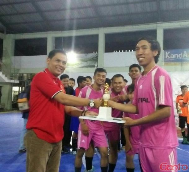 KSR PMI UNP Adakan Turnamen Futsal