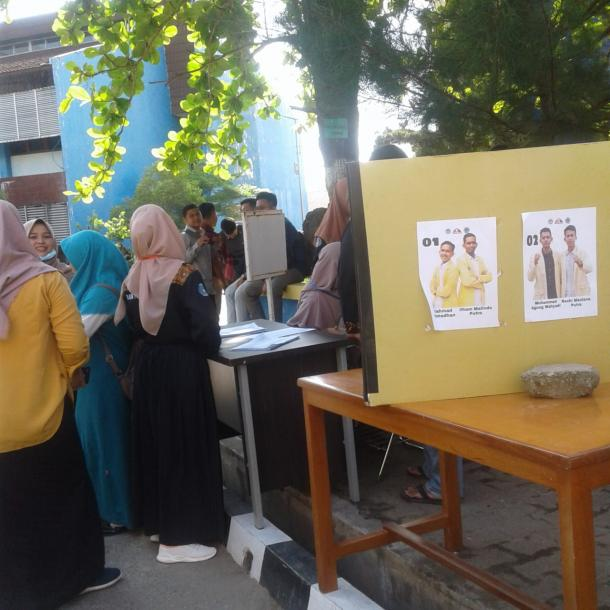 Problema dibalik Pemilu BEM KM FMIPA UNP 2020