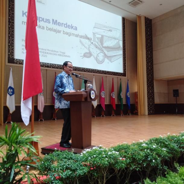 Launching Gerakan Merdeka Belajar, Kampus Merdeka