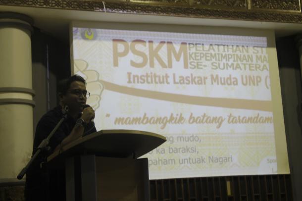 PSKM BEM UNP: Lahirkan Penerus Semangat Tokoh Ranah Minang