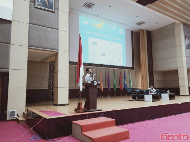 UNP Kampus Pertama Terapkan Sistem SSO