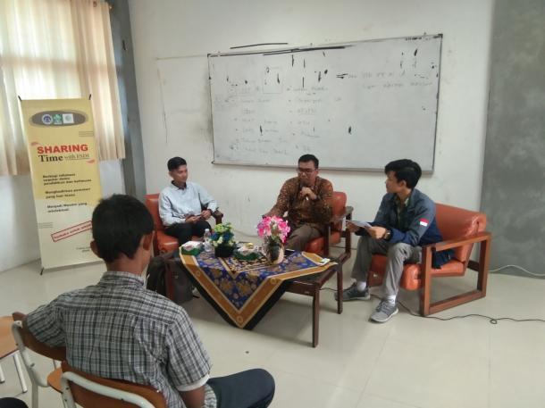Ormawa FSDI Adakan Talkshow Beasiswa