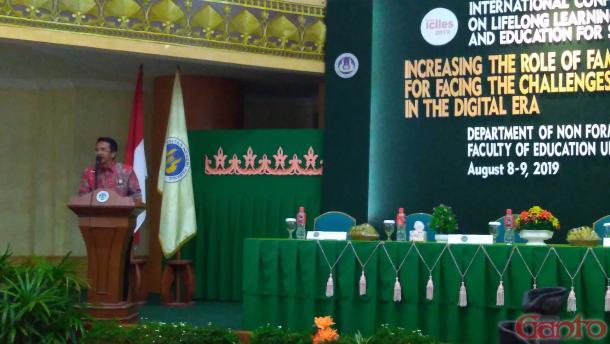 Ardipal Ungkap Pendidikan Sebagai Wujud Visi Indonesia Emas 2045