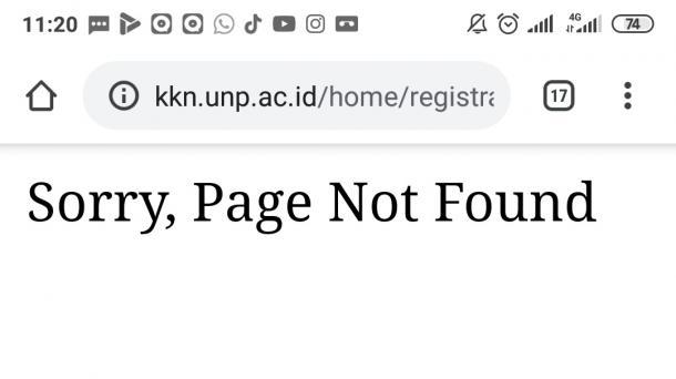 Portal KKN Eror, Kepala Pusat KKN: Mahasiswa Jangan Khawatir