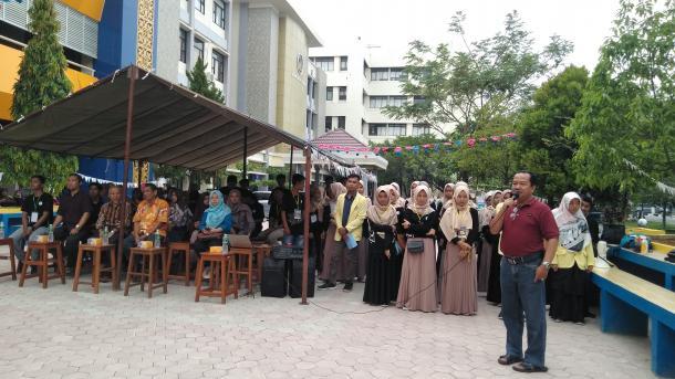 Dr. Syamsurizal, M. Biomed., : Mahasiswa Harus Percaya Diri