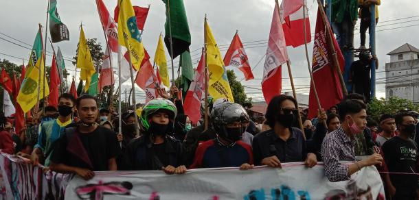 Cipayung Plus Padang Berhasil Audiensi dengan Ketua DPRD...