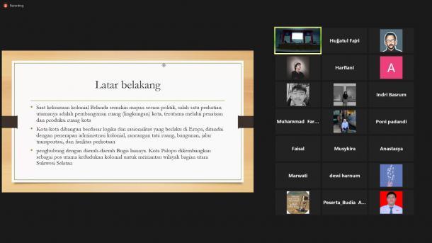 Menelisik Sejarah Kota-Kota Kolonial di Indonesia