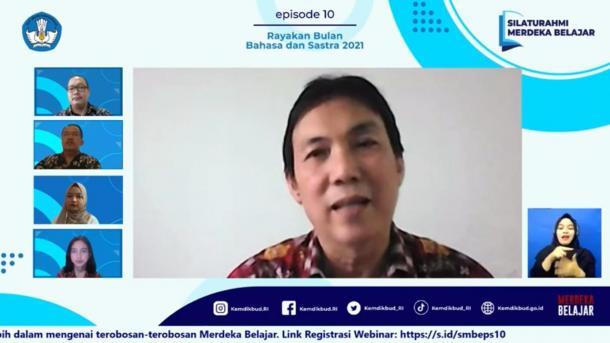 Jubing Kristianto: Bahasa Indonesia Menyatukan Imajinasi Para Seniman
