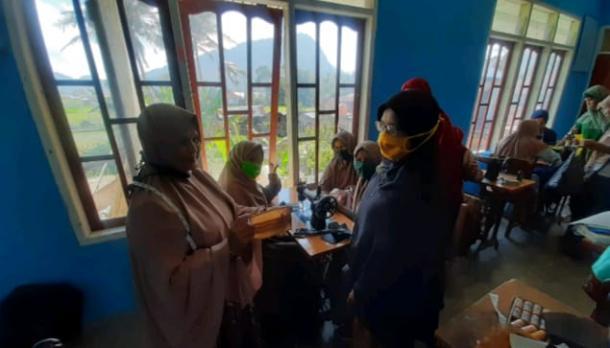 Tim PPDM UNP Adakan Kegiatan Peningkatan Kapasitas Nagari dan Masyarakat