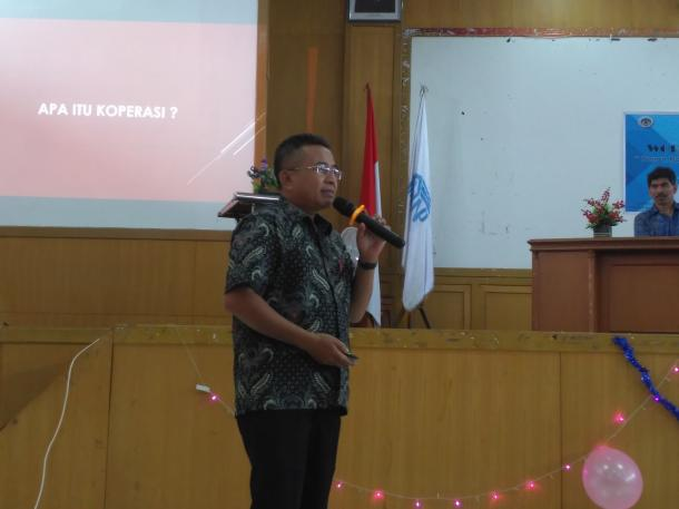 Workshop Kopma UNP: Peran Koperasi di Era Digital