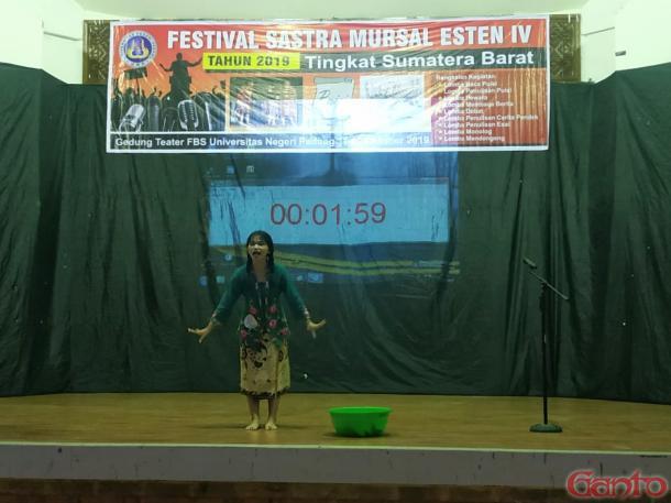 Festival Sastra Mursal Esten IV, Wadah Kreativitas Mahasiswa