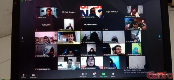 BEM KM UNP Mengadakan Talk Show Internasional Ragam Budaya...