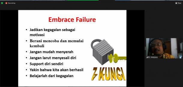Webinar How We Embrace Failure