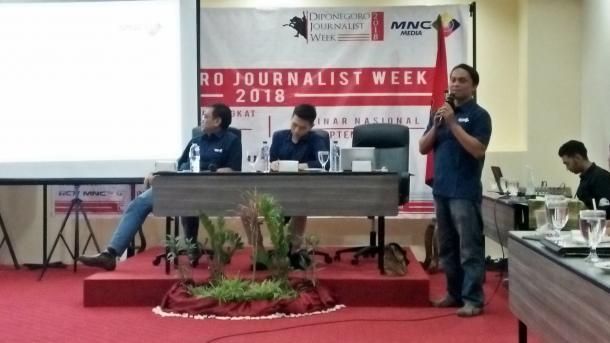 Gregorius Magnus: Peran Jurnalis dalam Lembaga Pemerintah