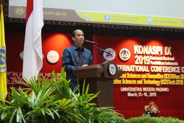 Arcandra : Indonesia harus mendisrupsi untuk jangka panjang