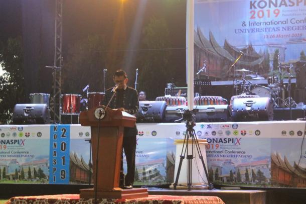 2089 Peserta dari 12 LPTK se-Indonesia Hadiri Konaspi IX