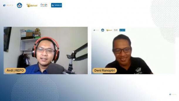 """REFO Indonesia Adakan Webinar dengan Tema """"Sekolah Masa Kini, Sekolah Digitalisasi"""""""