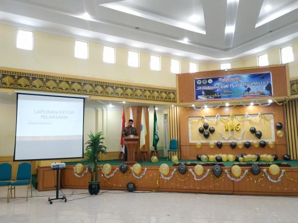 Pelepasan Wisudawan, Agenda Tahunan HMJ PGSD UNP