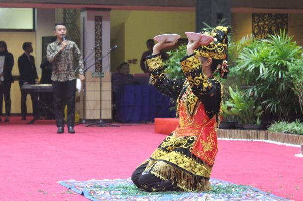 Closing Ceremony Konaspi IX Kental Budaya Minang