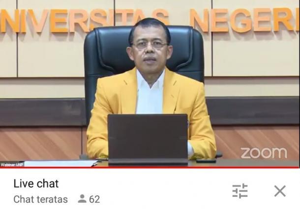 Jurusan Sejarah Adakan Webinar Mengenang Mestika Zed dan...