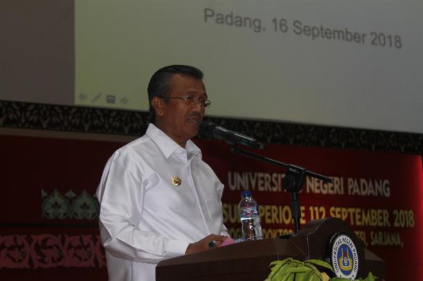 Gusmal: Pendidikan Sektor Utama Pembangunan Di Kabupaten...