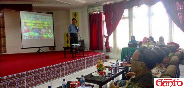 PPG SM-3T Angkatan Adakan Workshop Menulis Kreatif