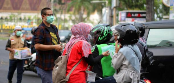 Kabut Asap Menyelimuti Sumbar, Masyarakat Diminta Gunakan Masker