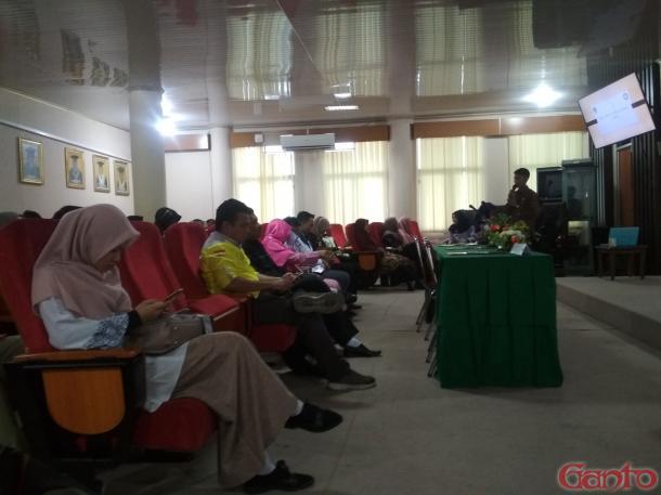 UPKK UNP Selenggarakan Gebyar Mahasiswa Wirausaha Nasional