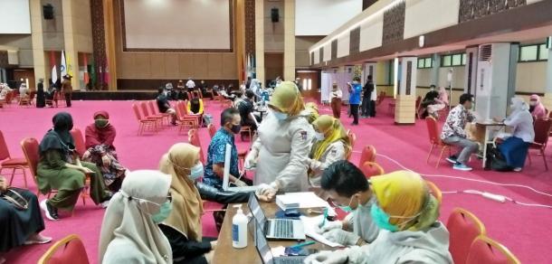 Persiapan Kuliah Tatap Muka, Seluruh Tendik dan Dosen UNP...