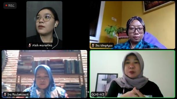 Ika Ningtyas, Kekerasan Online Kepada Jurnalis Perempuan Itu Nyata