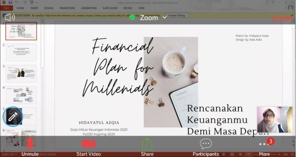 Pentingnya Membuat Rencana Keuangan Bagi Generasi Milenial
