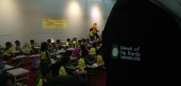 157 Anak TK se-Kota Padang Ikuti Lomba Mewarnai