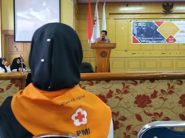 KSR PMI UNP Tumbuhkan Jiwa Relawan Melalui DIKLATSAR ke-XXVI