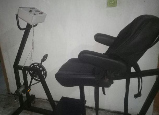 Tomat Bike, Alat Terapi Otomatis
