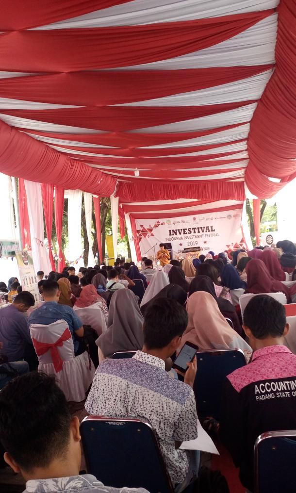 Investival 2019, Stocklab Jadi Salah Satu Daya Tarik