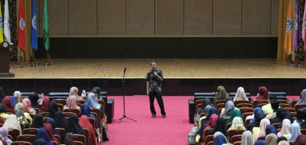 Capai TOEFL 550 dan Lulus Kuliah di Luar Negeri, UNP Akan Berikan Beasiswa