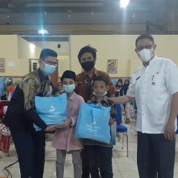 Launching Beasiswa Teladan Negeri oleh Rumah Amal Salman Padang