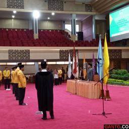 Lantik Dekan Baru Se-lingkungan UNP, Ganefri Harapkan Perubahan