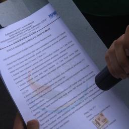 Tujuh Tuntutan BEM SI bersama FSPMI kepada Gubernur Sumbar