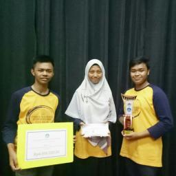 Tim FMIPA-UNP Sabet Juara II Lomba Debat Bahasa Indonesia Se-Sumatera Barat