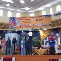Meriahkan Pesta Komunikasi, UKKPK Undang Reza Chandika