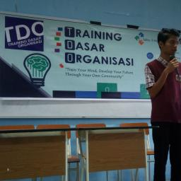 Melalui TDO Kenalkan Organisasi