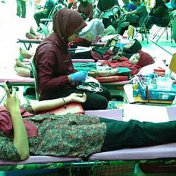 Minimnya Stok Darah di UDD, KSR PMI UNP Adakan Donor Darah