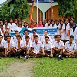 Mahasiswa UNP Berikan Pelatihan Mengolah Limbah Cair Laboratorium di SMAN 2 Pariaman