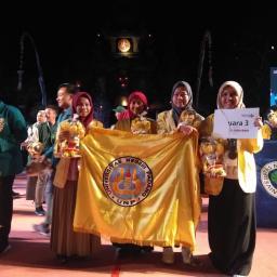 Pimnas ke-32, UNP Raih Medali Perunggu dan Juara Favorit