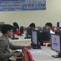 990 Peserta SBMPTN Lokal 17 Padang Mengikuti UTBK